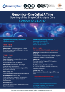 Genomics 1 Cell at a Time_TAU_Oct 22_23a